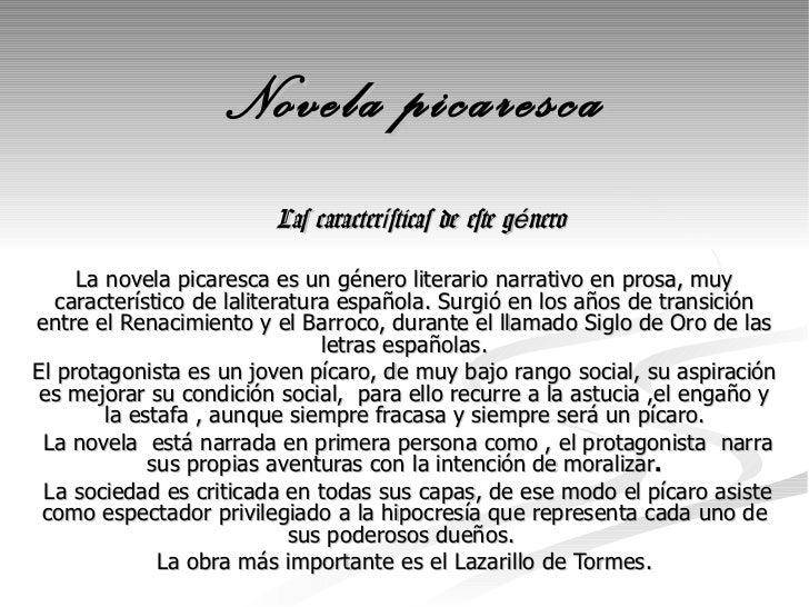 Novela picaresca -lazarillo_de_tormes[1][1][1][1][1] Slide 3