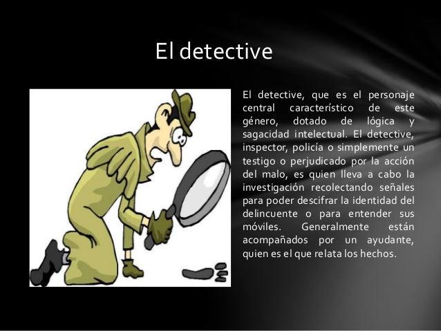 Novela policiaca Slide 3