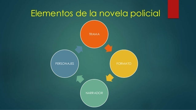 Novela Policial Power Point
