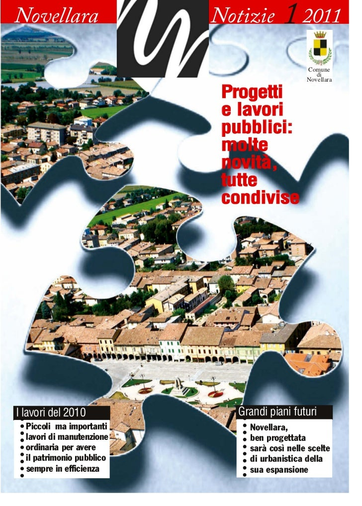 Novellara                  Notizie       1 2011                                               Comune                      ...