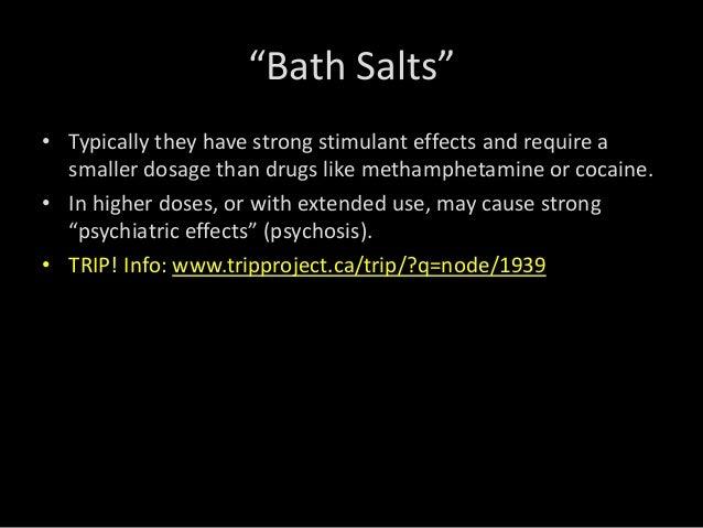 Novel Psychoactive Substances & an analysis of the 2015 PSA,