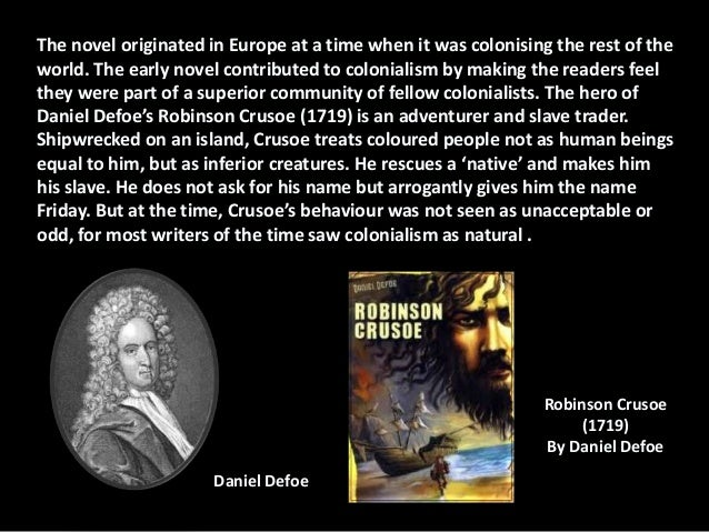 Colonised people were seen as primitive and barbaric, less than human; andcolonial rule was considered necessary to civili...
