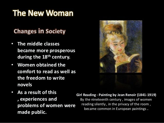 middle class women in 19th century american society essay American women and the making of modern by the nineteenth century, middle-class women became newly defined as in a period when american society made women's.