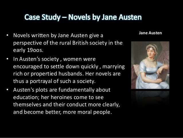 • Her novels highlight how some female  characters take charge of their own  worlds while others are confined,  physically...