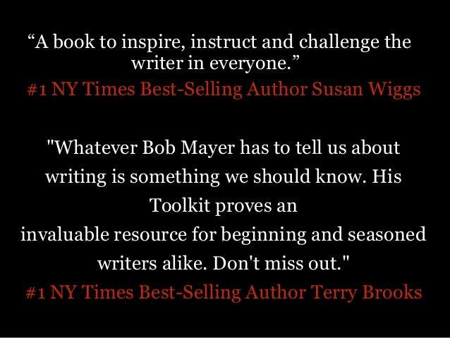 Novel Writer's Toolkit: From Idea to Bestseller Slide 2