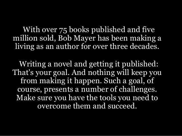 Novel Writer's Toolkit: From Idea to Bestseller Slide 3