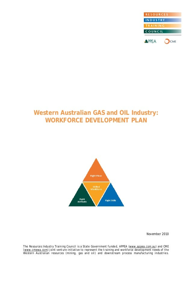 November 2010 ritc gas and oil industry workforce ...