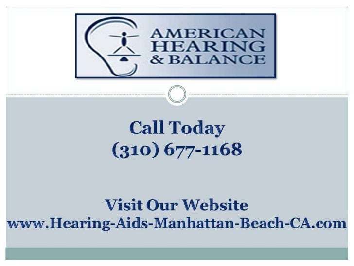 These technological advances ensure that hearing loss  doesn't have to prevent you fromenjoying your life to     its fulle...