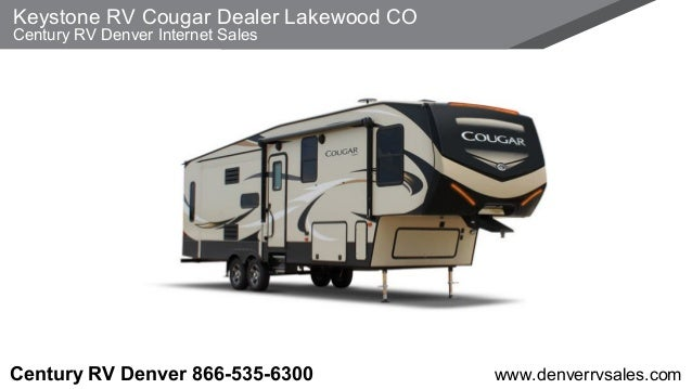 Keystone Rv Cougar Dealer Lakewood Co