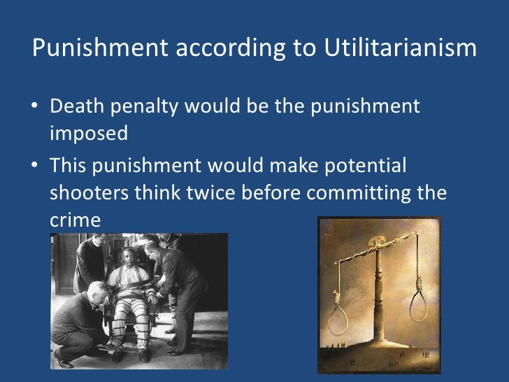 assignment on theories of punishment