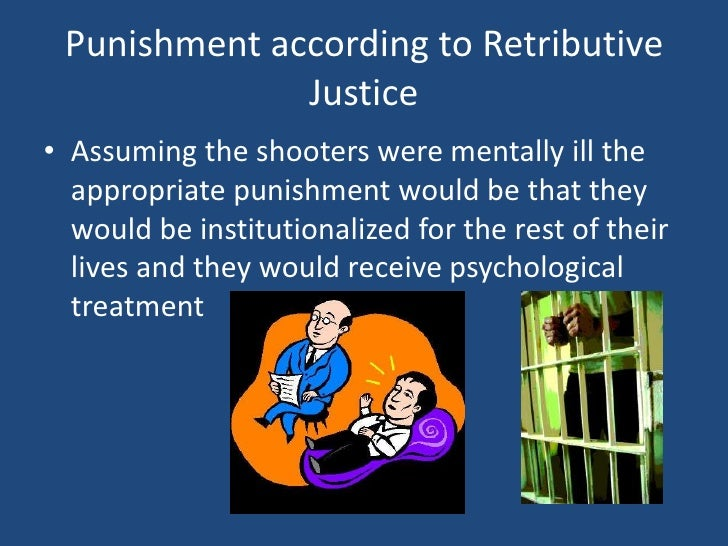 retributive utilitarian and rehabilitative justice compared Categorized under miscellaneous | difference between deterrence and retribution retribution, also known as retributive justice difference between isolation and rehabilitation.