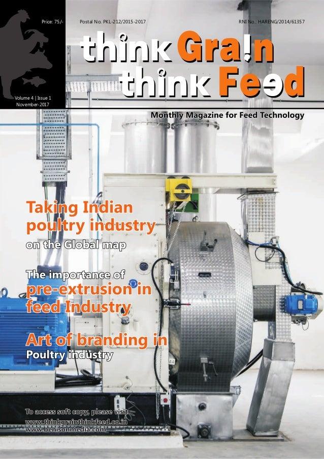 Think Grain Think Feed November issue