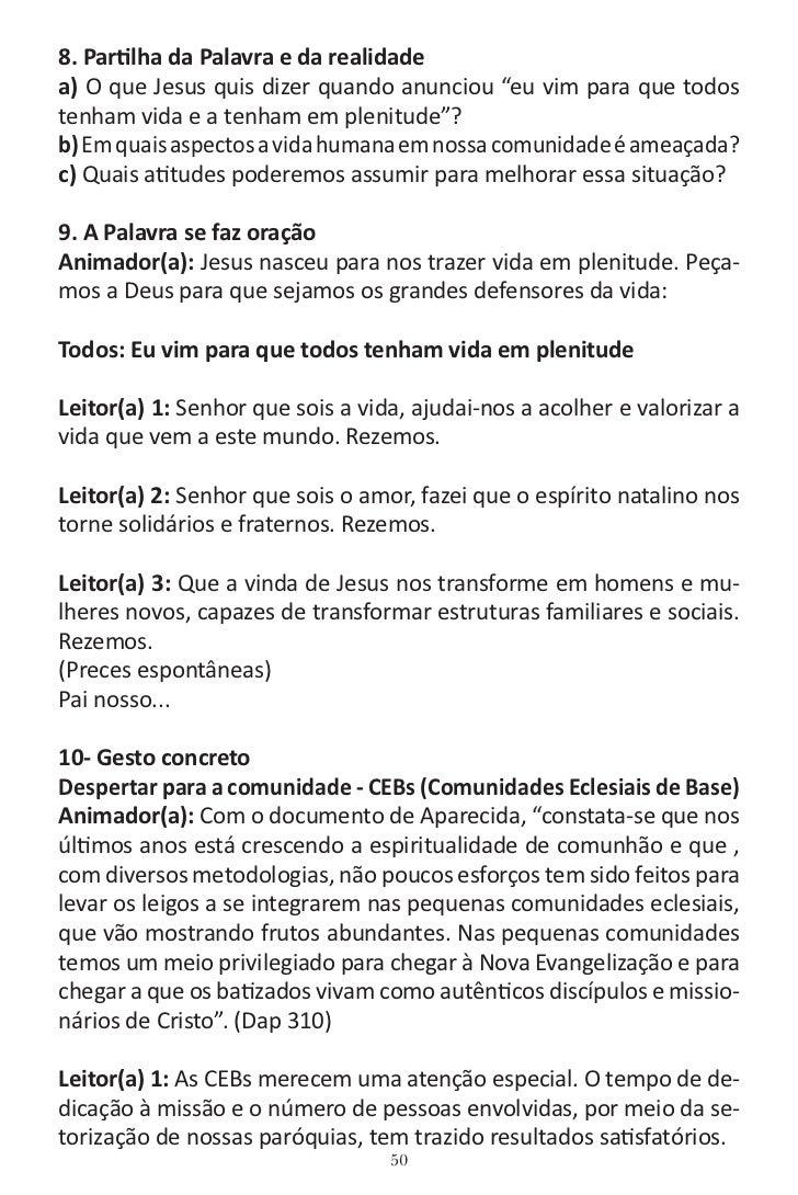 NOSSA 2011 APARECIDA BAIXAR DA NOVENA DE SENHORA LIVRO