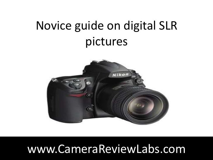 Novice guide on digital SLR          pictureswww.CameraReviewLabs.com