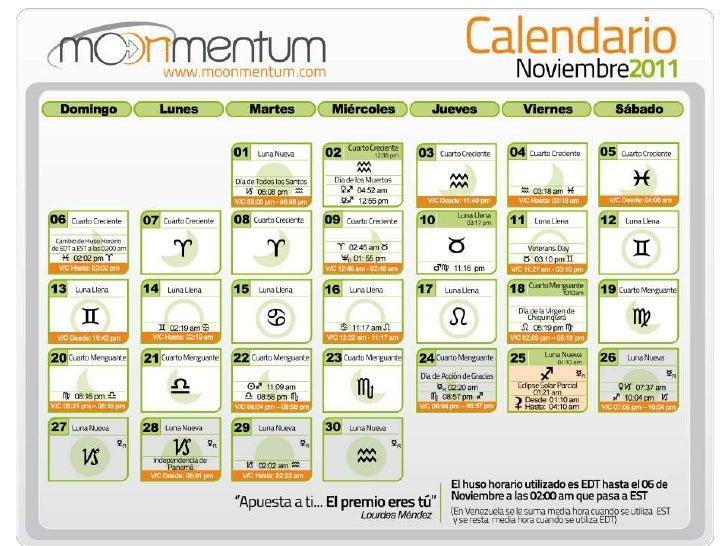 Luna NuevaInicio: 26 de Octubre a las 03:57 pm         Final: 02 de Noviembre a las 12:38 pmInicio: 25 de Noviembre a las ...