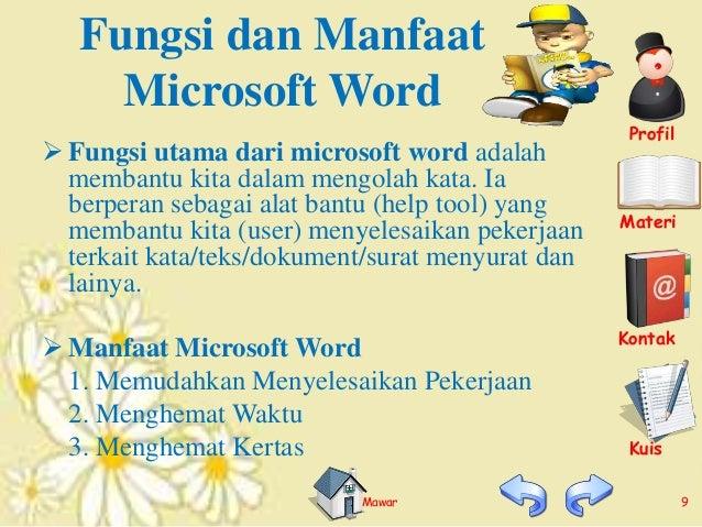 fungsi clipart pada microsoft word 2007 adalah - photo #24