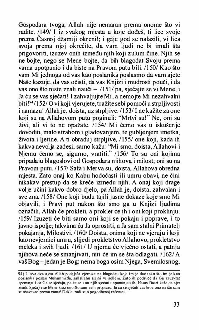 Prijevod kurana