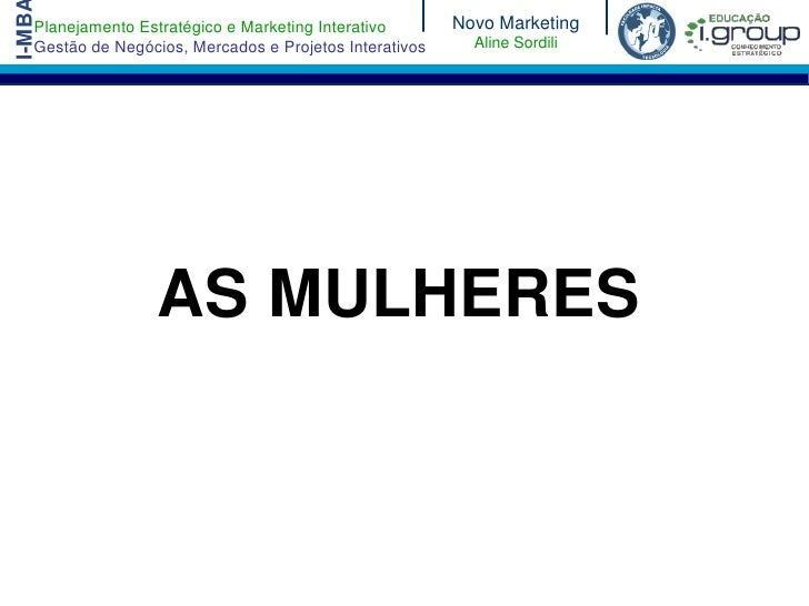 I-MB   Planejamento Estratégico e Marketing Interativo       Novo Marketing   Gestão de Negócios, Mercados e Projetos Inte...