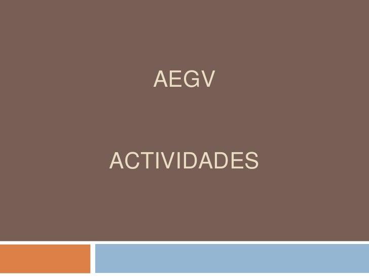 AEGVactividades<br />