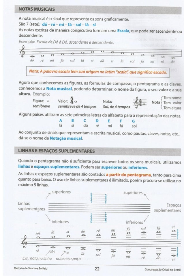 MOTAS iVlUS| CA| S  A nota musical é o sinal que representa os sons graficamente.   Sao 7 (sete):  do — ré — mi — fa — sol ...
