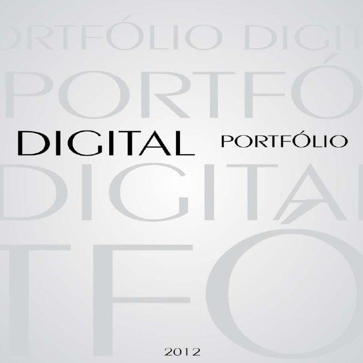 Portfólio 2012