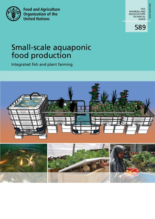 Aquaponics Diy Manual Un Fao Survival Gardener