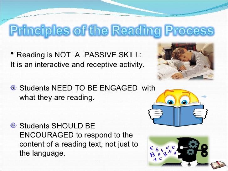reading skills list