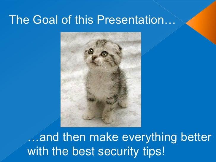 WordCamp Mid-Atlantic WordPress Security slideshare - 웹