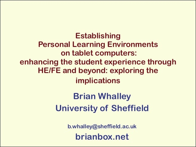 Establishing 
