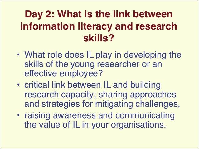 Information, Media, and Digital Literacy
