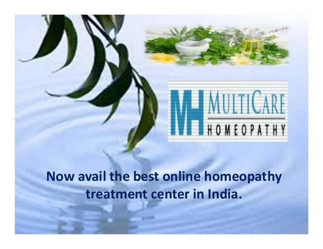 Now avail the best online homeopathy treatment center in India.