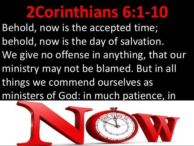 2Corinthians 6:1-10 tribulations, in needs, in distresses, in stripes, in imprisonments, in tumults, in labors, in sleeple...