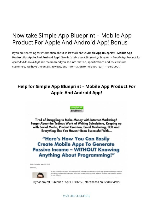 Now take simple app blueprint mobile app product for apple and andr now take simple app blueprint mobile appproduct for apple and android app bonusif you malvernweather Images