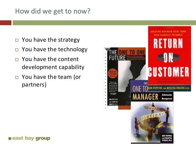 Now What? How to Execute on your Customer Experience Strategy Slide 2