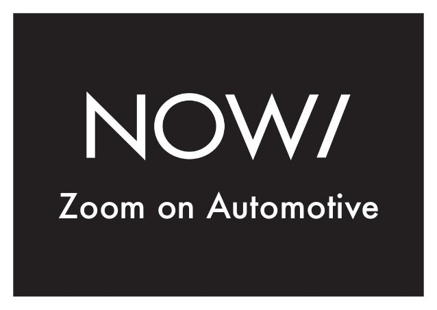 Zoom on Automotive