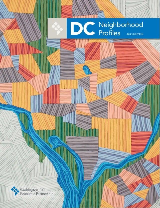 Neighborhood Profiles 2015 edition