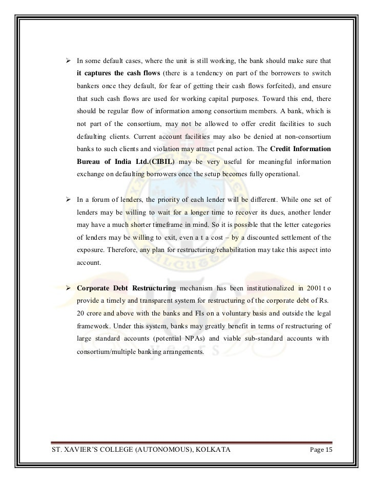 non performing assets of public and private Abstract: this paper explores an empirical approach to the analysis of non-performing assets (npas) of public, private, and foreign sector banks in india the npas are considered as an important parameter to judge the performance and financial health of banks the level of npas is one of the drivers.