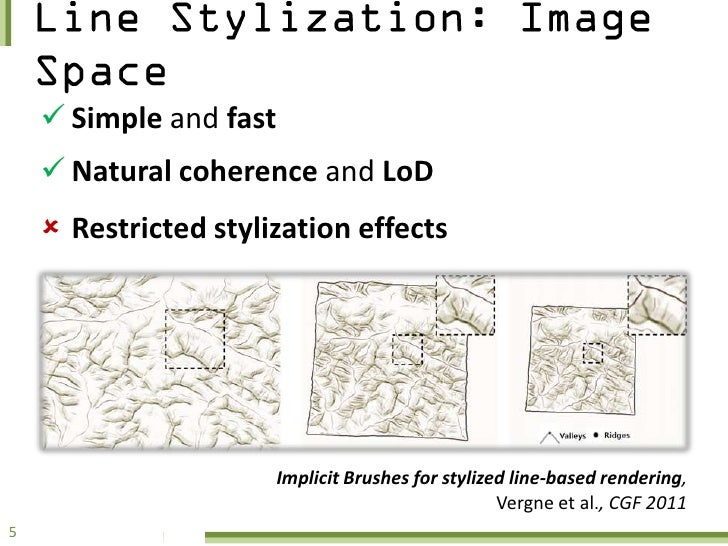 Animated 3d Line Drawings With Temporal Coherence : Active strokes coherent line stylization for animated d
