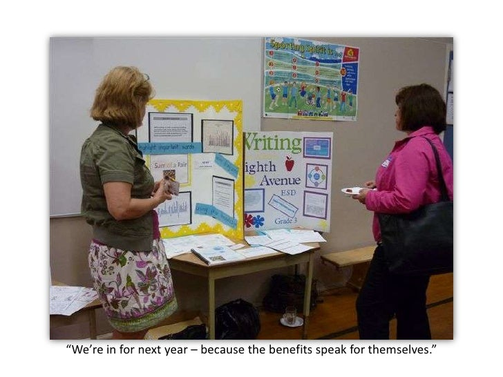 """""""We're in for next year – because the benefits speak for themselves.""""  <br />"""