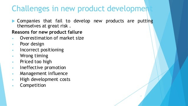 factors that hinder new product development The journey toward greater customer centricity 3  strategy,and shiftingto a new cultureof innovationthat  a product-centricbusiness,focusedon developingthe.