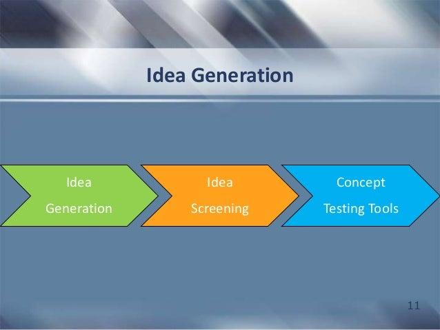 Galerry product design idea generation
