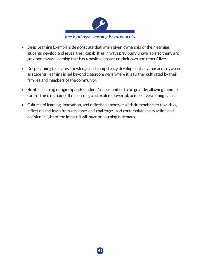 42 DEEP LEARNING EXPERIENCE STUDENT-DIRECTED LEARNING Title: Global Communities Inquiry Focus Competencies: Collaboration,...