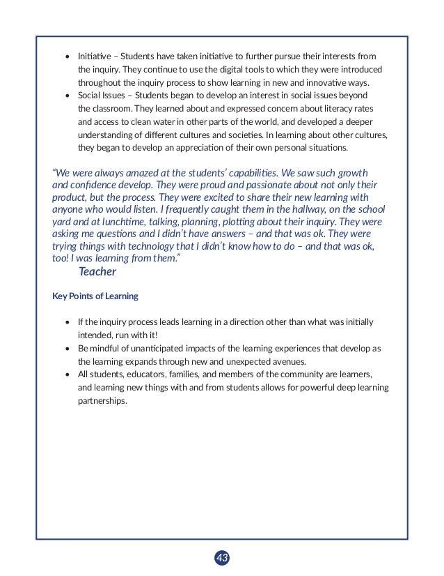 44 ` Leveraging Digital The fourth element of the new pedagogies encapsulates a major area of focus regarding the design a...