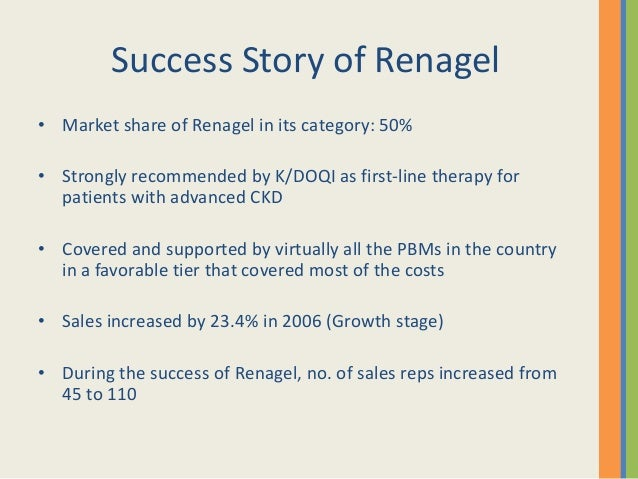 genzyme the renvela launch decision Free online library: genzyme reports financial results for the first quarter of 2010(financial report) by business wire business, international biotechnology.