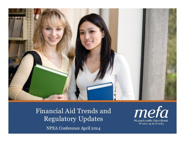 1 Celebrating 30 years of Excellence Planning, Saving & Paying for College Financial Aid Trends and Regulatory Updates NPE...