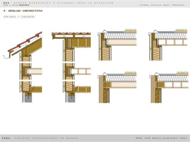 Forjados prefabricados madera - Forjados de madera laminada ...
