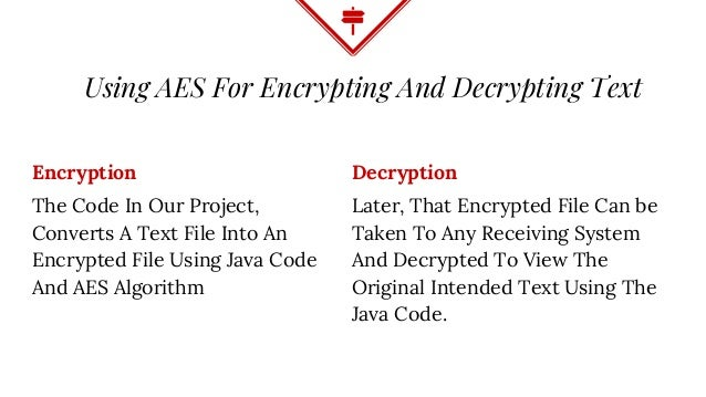 Decrypt Aes File