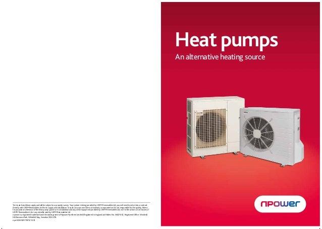 Heat pumps                                                                                                                ...