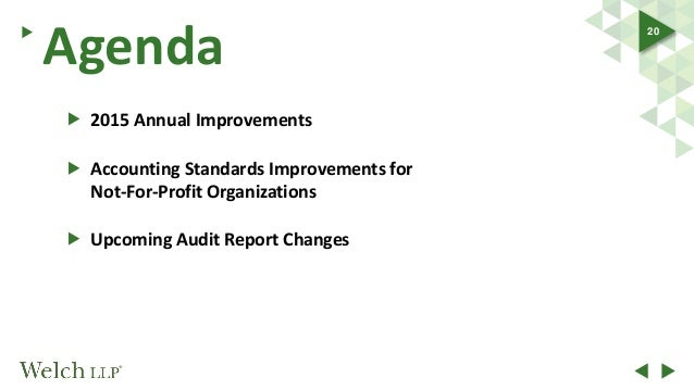 not for profit accounting Wondering about accounting for nonprofits review some of the accounting terms and methods used by not-for-profit organizations and registered charities.