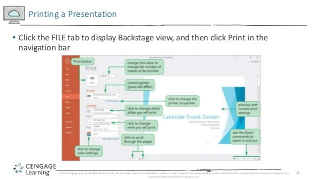 PowerPoint Module 1 - Creating a Presentation